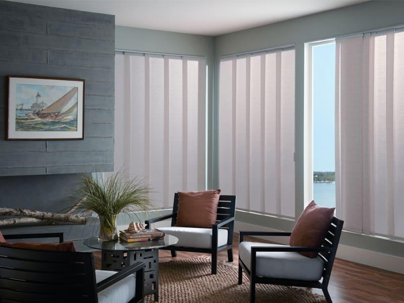 cortinas de paneles en merida proveedores
