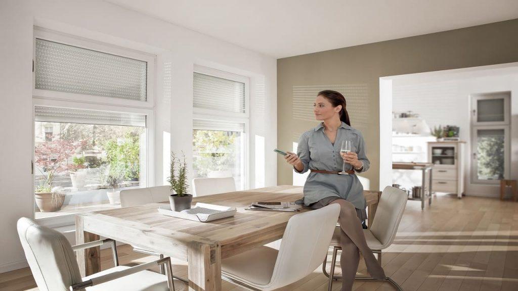cortinas y persianas motorizadas automaticas para casa