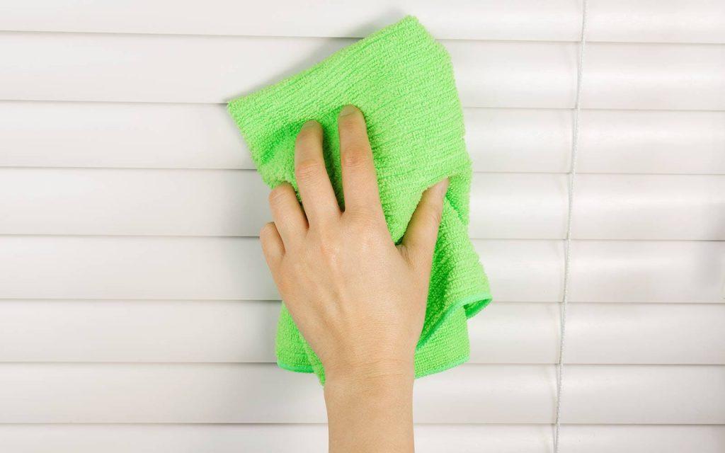 como limpiar cortinas y persianas en merida