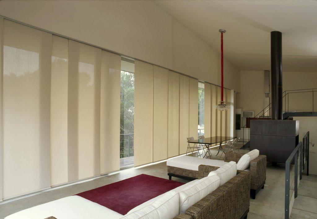 cortinas de panel japones mexico fabricantes