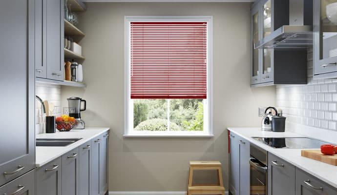 Sabes escoger las cortinas para cocina correctas
