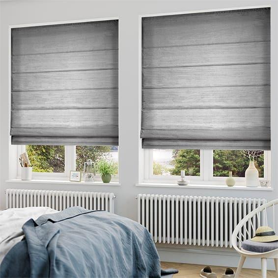 Razones usar cortinas y persianas grises