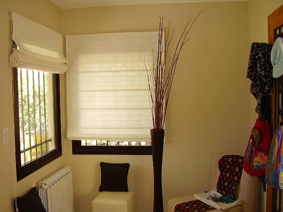proveedor de cortinas y persianas en la paz cortinas romanas